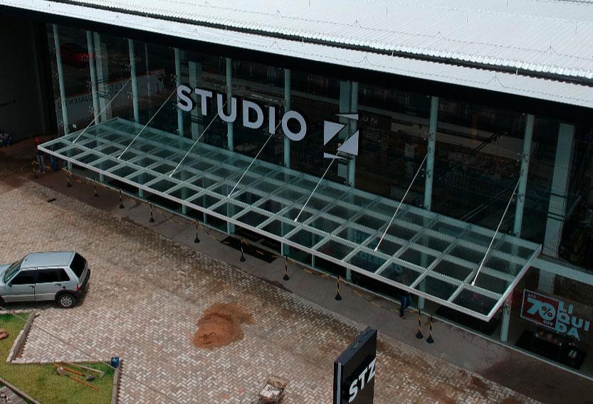 Obra comercial Studio Z